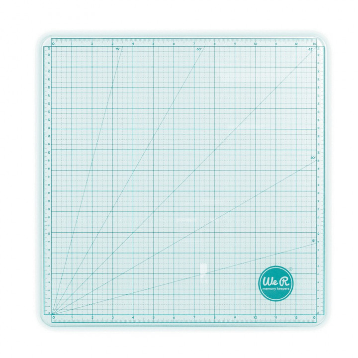 Скляний килимок We R Memory Keepers Precision Glass Cutting Mat