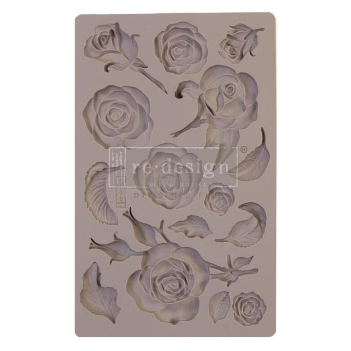 Молд Prima Fragrant Roses 130*200*8мм