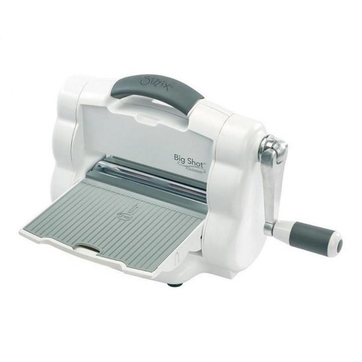 Машинка для тиснення і вирубки Sizzix Big Shot Foldaway 662500