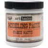 Паста для моделювання Prima Finnabair Art Basics Modeling Paste Opaque Matte 236мл