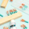 Молд American Crafts Color Pour Resin Mold Letter Ledge 4/Pkg