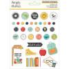 Брадси Simple Stories School Life 34/Pkg