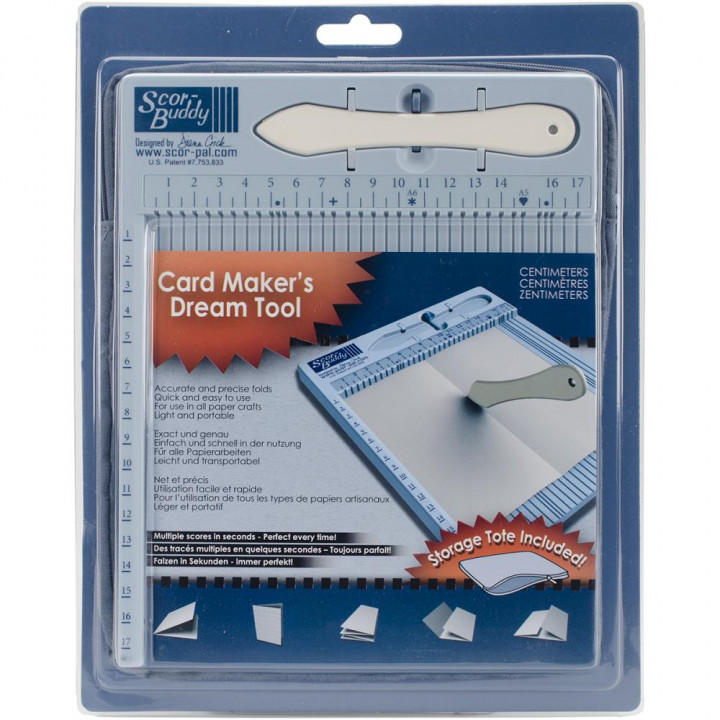 Дошка для біговки Scor-Pal Scor-Buddy Mini Scoring Board Metric