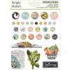 Брадси Simple Stories Simple Vintage Farmhouse Garden 32/Pkg
