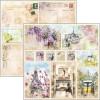 Набір паперу 20*20см Ciao Bella Paper Pack Notre Vie 12/Pkg
