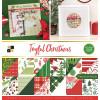 Набір паперу 30*30см DCWV Joyful Christmas 36/Pkg