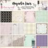 Набір паперу 30*30см Dress My Craft Magnolia Hues 24/Pkg