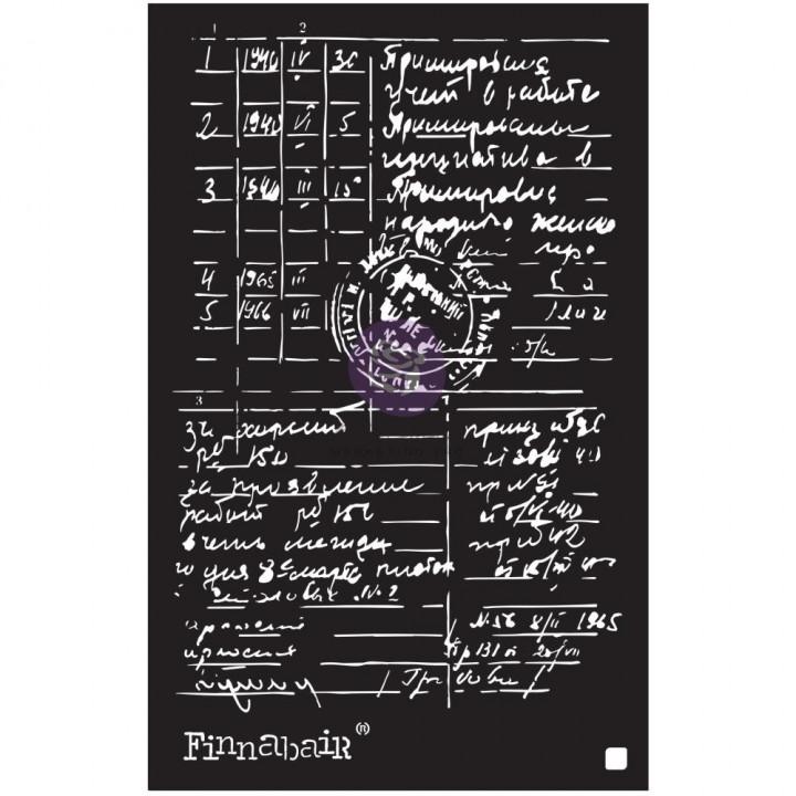 Трафарет Prima Finnabair Documented