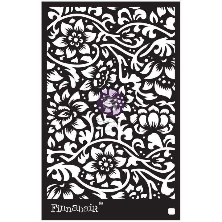 Трафарет Prima Finnabair Bindweed Wallpaper