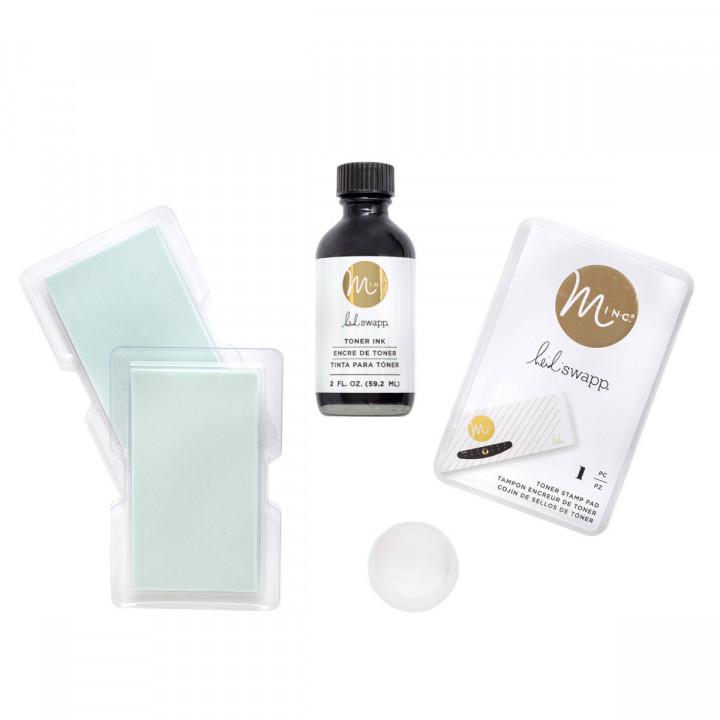 Набір для фольгування Heidi Swapp Minc Toner Stamping Kit 5/Pkg