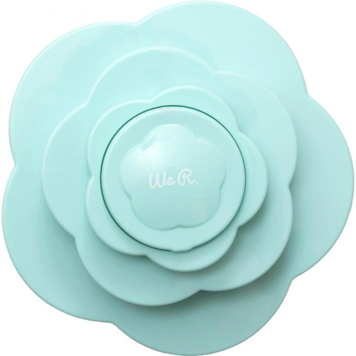 Бокс для зберігання We R Memory Keepers Bloom Mini Embellishment Storage Mint