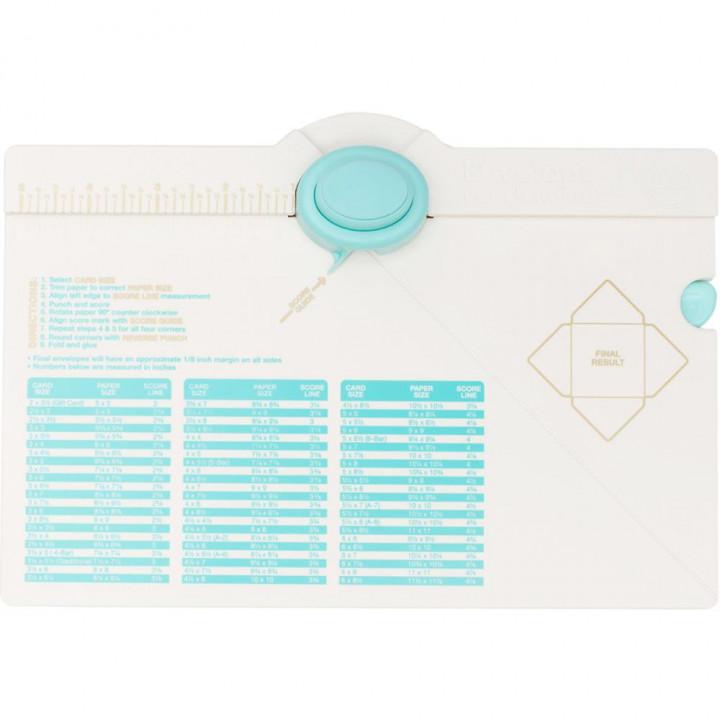 Дошка для скрапбукінгу We R Memory Keepers Envelope Punch Board