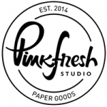 Pinkfresh Studio. Товари для скрапбукінгу