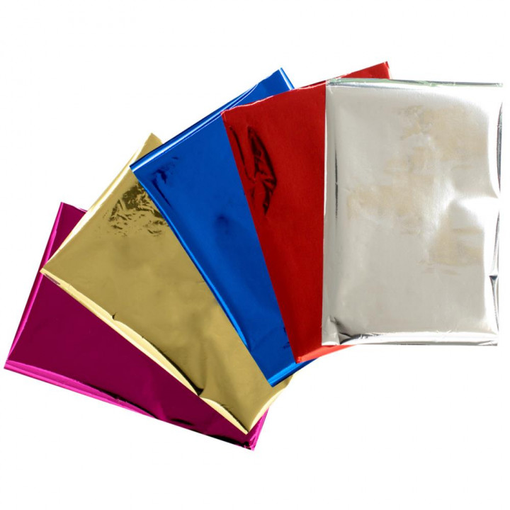 Термофольга We R Memory Keepers Heatwave Foil Sheets Multicolor 10*15см 30/Pkg