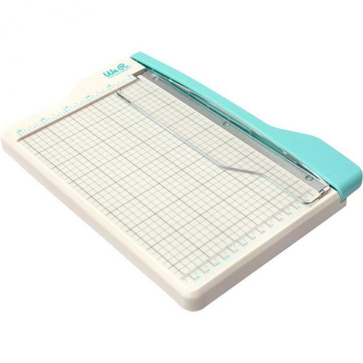 Різак We R Memory Keepers Mini Guillotine Paper Cutter 660093